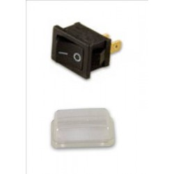 Replacement Rocker Switch & Cover for Powakaddy