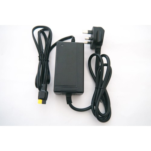 Battery charger for Powakaddy using Yellow / Black Torberry