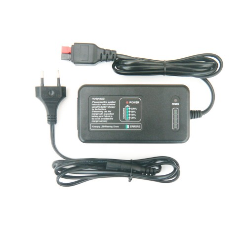 Battery Charger - 4 amp for Motocaddy & Mocad & Others - MCU Pulse