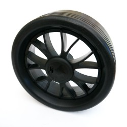 Powkaddy Sports Wheel ( 14 Spoke ) - using External Clutch