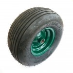 Turf Wheel for Buggy / Trailer Use - Pin Driven Hub - Not for use on Road or Highway
