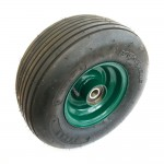 Turf Wheel for Buggy / Trailer Use - Roller Bearing Hub - Not for use on Road or Highway